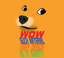 WOW with words. Unisex T-Shirt
