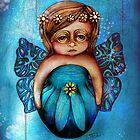 Gossamer Fairy by © Cassidy (Karin) Taylor