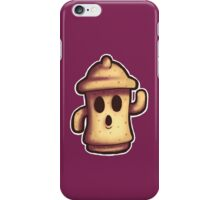 Gyroid (Animal-Crossing Style) iPhone Case/Skin