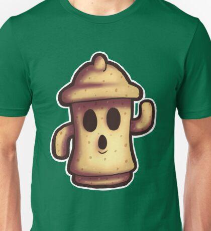 Gyroid (Animal-Crossing Style) Unisex T-Shirt