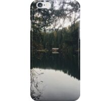 Austrian Cabin iPhone Case/Skin