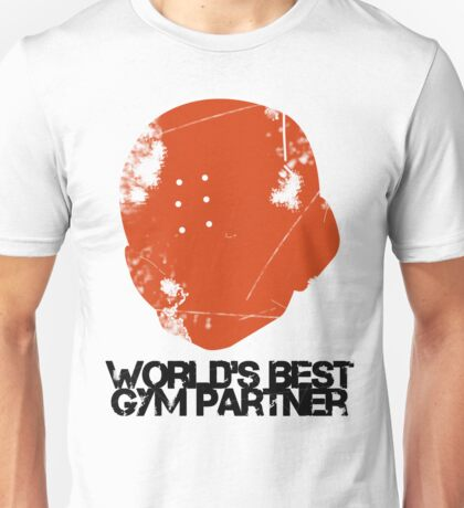 Krillin - World's Best Gym Partner Unisex T-Shirt