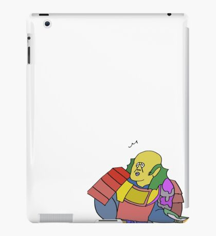 SURPRISING! iPad Case/Skin