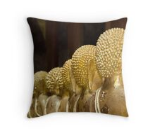 Buddhist Blessings Throw Pillow