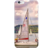 regatta 1 iPhone Case/Skin