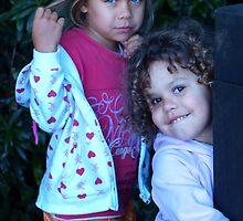 Faces of Australia by Virginia McGowan