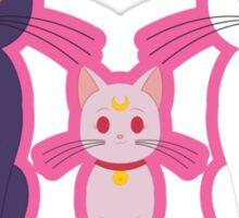 Sailor Cats Sticker
