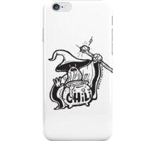 Chili Wizard Breakfast Wizard iPhone Case/Skin
