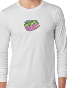 Cat Food Can Friend Edition Long Sleeve T-Shirt
