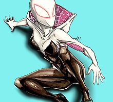 Spider Woman by JDoubleC