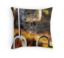 Web Bed  1. Throw Pillow