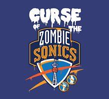 The Curse of Zombie Sonics!! Unisex T-Shirt