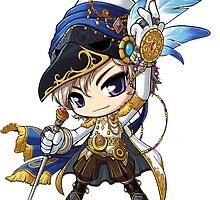 MapleStory Hero - Phantom by Sorage55