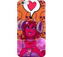 Satan's Little Angel [Alt.] iPhone Case/Skin