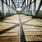 A bridge too far.... by MikeShort