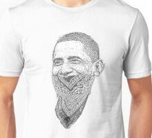 gangster barack obama Unisex T-Shirt