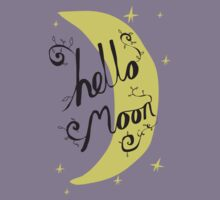 Hello Moon T-Shirt