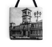 Connolly Station Tote Bag
