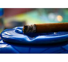 Cigar Photographic Print