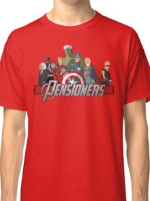 The Pensioners Assemble! Classic T-Shirt
