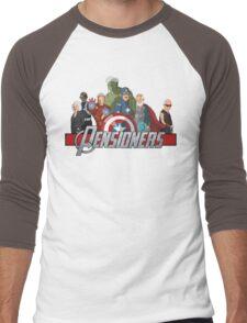 The Pensioners Assemble! Men's Baseball ¾ T-Shirt