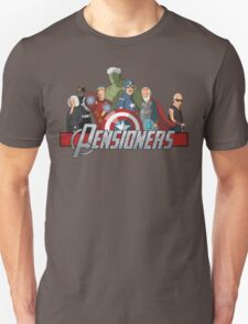 The Pensioners Assemble! T-Shirt