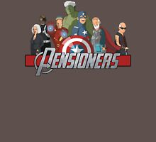 The Pensioners Assemble! Unisex T-Shirt