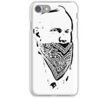 gangster calvin coolidge iPhone Case/Skin