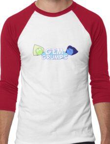 GEM GRUMPS Men's Baseball ¾ T-Shirt