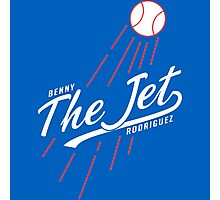 Benny THE JET Rodriguez. Sandlot Design Photographic Print