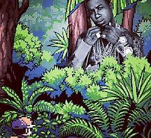 Gucci Mane by MrManne67