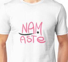 Namaste  scribbles Unisex T-Shirt