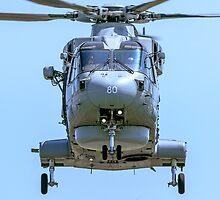AgustaWestland Merlin HM.1 ZH850/80 by Colin Smedley