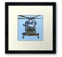 AgustaWestland Merlin HM.1 ZH850/80 Framed Print