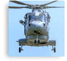 AgustaWestland Merlin HM.1 ZH850/80 Metal Print