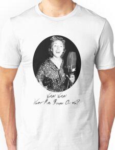 War Singer Unisex T-Shirt