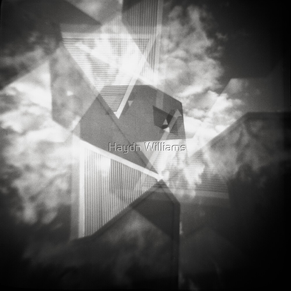 Origami Sky by Haydn Williams