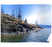 The Bluffs At Bertram Creek Poster