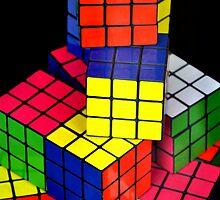 Rubik's Cube by ilarib