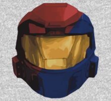 Halo - Red vs Blue Kids Clothes