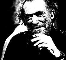 Charles Bukowski by Vintagestuff