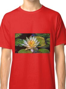 Yellow Water Lily Classic T-Shirt