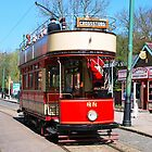 Open Top Tram. by PICMART