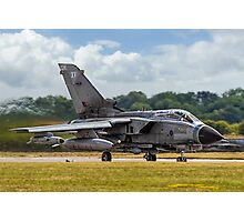 Thundering Tonka on Heat. Photographic Print