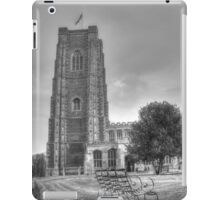 St Peter and St Paul's Church HDR iPad Case/Skin
