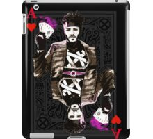 Ace of Hearts Gambit iPad Case/Skin