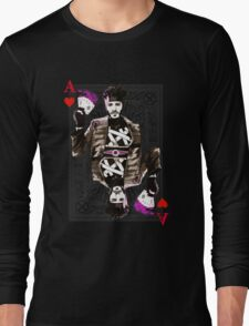 Ace of Hearts Gambit Long Sleeve T-Shirt