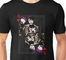 Ace of Hearts Gambit Unisex T-Shirt