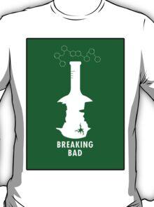Breaking Bad Beaker  T-Shirt