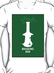 Breaking Bad Beaker  T-Shirt
